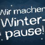 Neckarfloss macht Winterpause